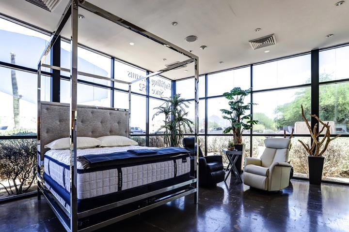 Arizona based Scottsdale Bedrooms purchased an OPTIMA™ Program in October 2018